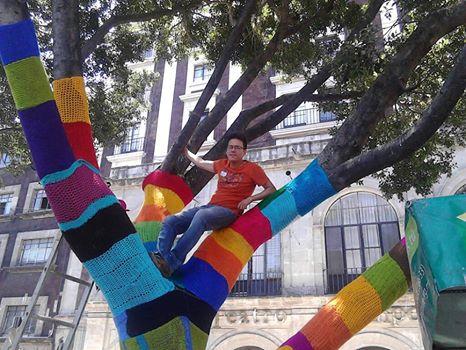 Historias de Estambres - un pedacito por Morelos. Photo by Pepe Gómez Desfassiaux.