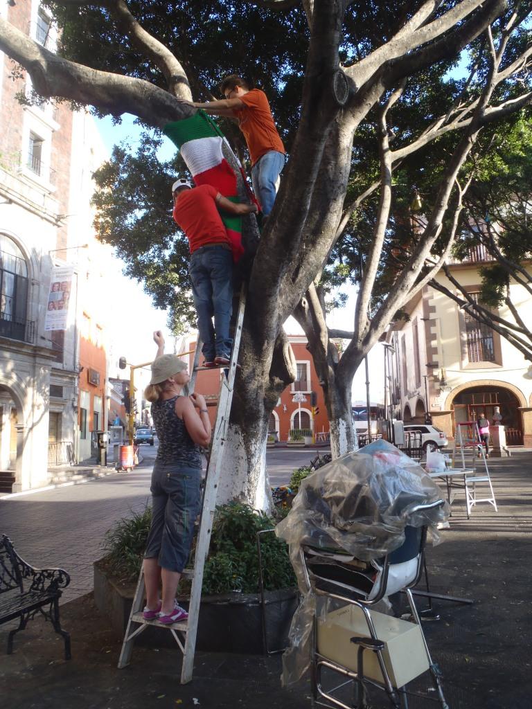 Historias de Estambres – un pedacito por Morelos. Photo by Josie Borja.